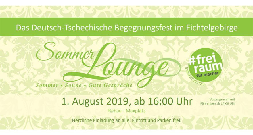 Sommerlounge 2019