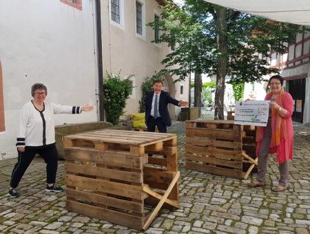 Förderverein Fichtelgebirge spendet 1.500 Euro für Post-Corona Projekt